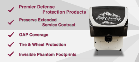 RV Protection Plan Offerings