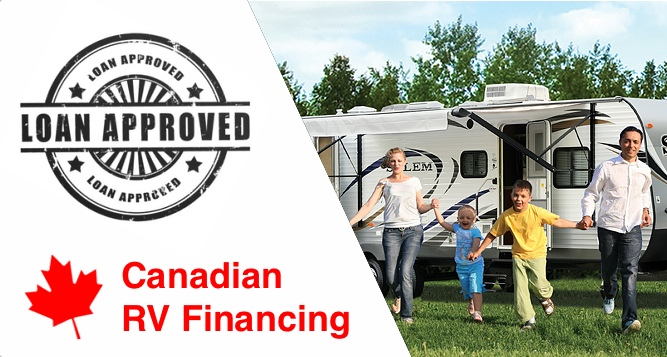 Canadian RV Financing & Canadian RV Loans