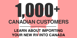 Learn About Importing Your RV To Canada