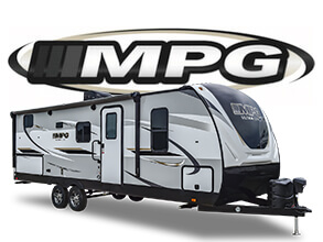 MPG Travel Trailer by Cruiser RV