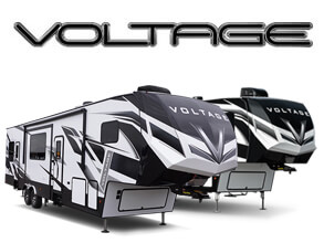Voltage Toy Haulers by Dutchmen RV
