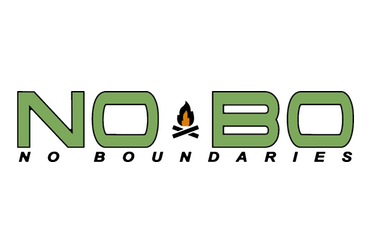 Forest River No Boundaries (NOBO) Travel Trailer Logo