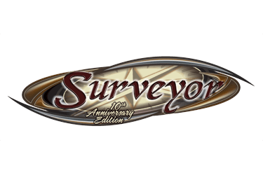Forest River Surveyor Travel Trailer Logo