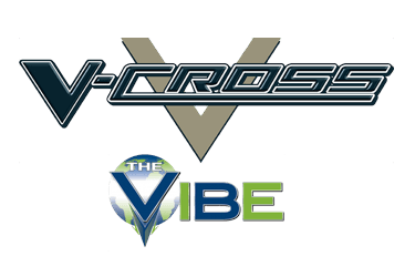 Forest River The Vibe Travel Trailer by V-Cross Logo