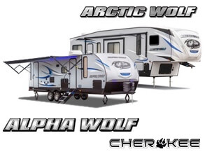 Cherokee Travel Trailers & Fifth Wheel RV Campers by Forest River