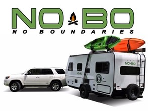 No Boundaries (NOBO) RVs by Forest River | Travel Trailers