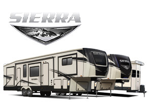 Sierra Travel Trailers, 5th Wheel Campers, & Park Trailers by Forest River RV
