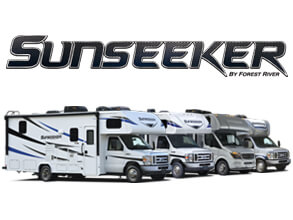 Sunseeker Class C Motorhomes by Forest River RV