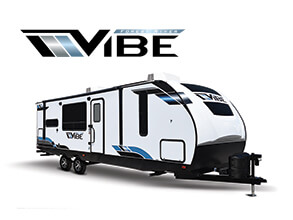 Vibe Travel Trailers by Forest River RV