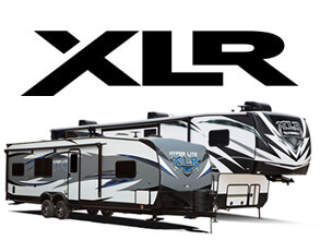 XLR Toy Haulers by Forest River RV