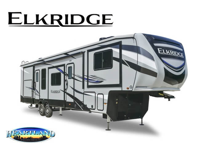 Elkridge Fifth Wheels by Heartland