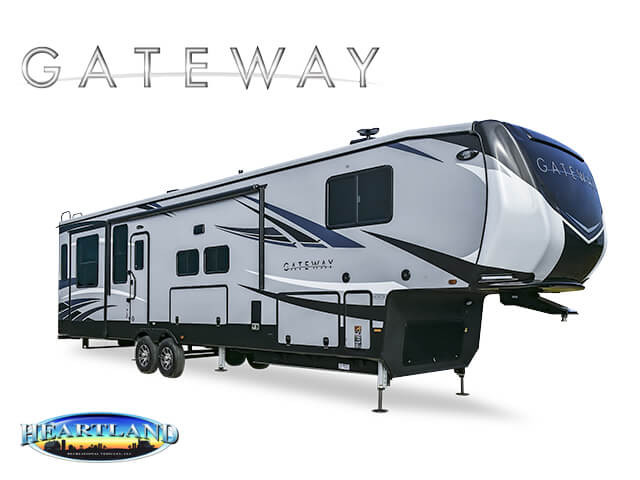 Gateway 5th Wheels by Heartland