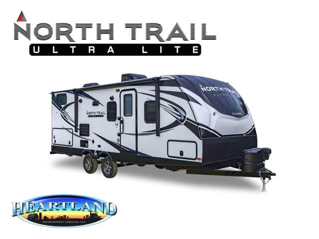 North Trail Travel Trailer by Heartland