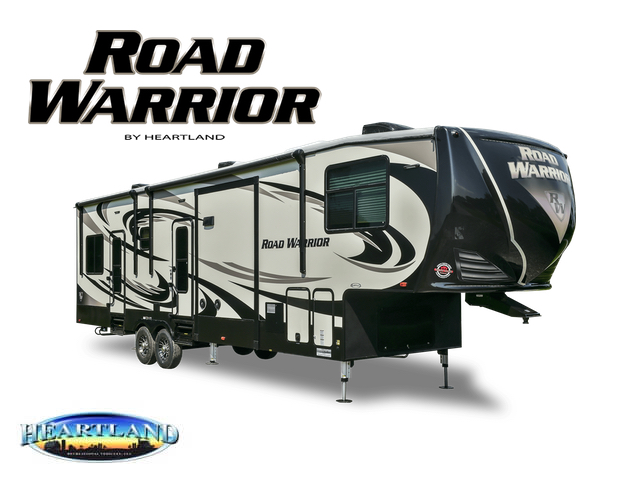 Road Warrior Toy Haulers by Heartland