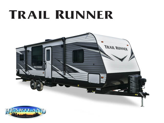 Trail Runner Travel Trailers by Heartland