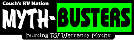 RV Warranty Myth Busters