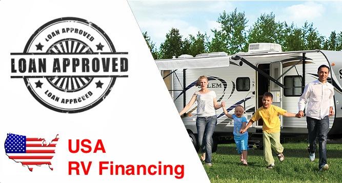 RV Financing & RV Loans